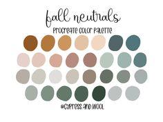 Colour Pallette, Neutral Colour Palette, Warm Color Palettes, Aesthetic Colors, Color Swatches, Christmas Colors, Christmas Colour Palette, Christmas Design, Christmas Time