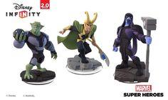 Captain Marvel Shown in Disney Infinity 2.0 Villains Trailer - http://disneyinfinity.tv/blog/captain-marvel-shown-in-disney-infinity-2-0-villains-trailer/