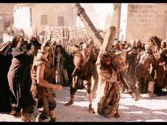 During the filming of Mel Gibson's 2004 movie The Passion of the Christ, the actor portraying the character of Jesus (Jim Caviezel) was struck by lightning twice, in two separate incidents and in t… Mel Gibson, Christ Movie, Jesus Movie, Christ Tomb, La Passion Du Christ, Cruel People, Crucifixion Of Jesus, Pictures Of Jesus Christ, Why Jesus