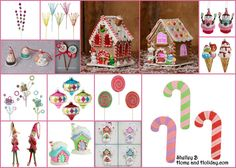 Decorate a Christmas Candy tree this year.  We can help you plan your tree! Visit our Christmas Candy page by clicking on the image and  email shelley@shelleybhomeandholiday.com if you need help finding items for your tree!
