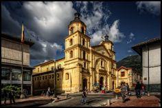 Iglesia de Nuestra Se–ñora de la Candelaria, Bogota