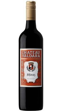 Chateau Yaldara Retro Collection #Shiraz 2015 Adelaide Hills - 6 Bottles Red Wines, Shades Of Blue, Alcoholic Drinks, Bottles, Canning, Retro, Glass, Collection, Drinkware