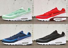 Take a look at the Nike Air Max BW Ultra colourways. Which will you go for? Coming 3rd March.  http://ift.tt/1ngVQDo