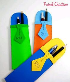 Love this for Father's Day ideas in school Art For Kids, Crafts For Kids, Preschool Gifts, Daddy Day, Super Dad, Art N Craft, Fathers Day Crafts, Foam Crafts, Mother And Father