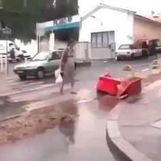 ⠀ This Guy Is A Savage!  ✅By Remi Gaillard