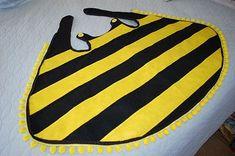 DIY Bumble Bee Costume Tutorial