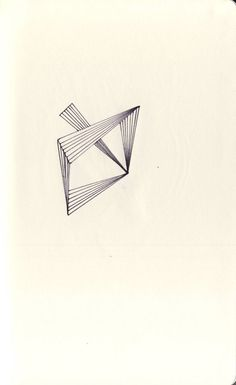 Shape No. 125 - A Shape A Day 2013: a 365-day drawing project by Jaime Derringer. #ashapeaday2013