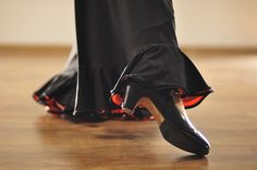 Flamenco - Ballerina / Bailarina / Балерина / Dancer / Dance / Ballet