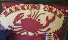 Barking crab awesome