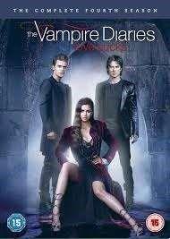 The Vampire diaries season 4. .....Bygger på romanerna: The Vampire diaries / L. J. Smith. ..... #film #dvd