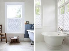 Inspiring You With Bathroom Window Dressings