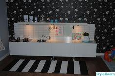 Barnkök Loft, Bed, Furniture, Home Decor, Decoration Home, Stream Bed, Room Decor, Lofts, Home Furnishings