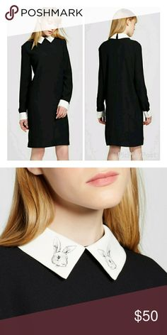 💥COMING SOON💥 Victoria Beckham Dress The epitome of sleek sophistication, this Women's Black Collared Dress by Victoria Beckham for Target is a chic and polished piece that can easily be dressed up or down. 100% Polyester. Victoria Beckham for Target Dresses