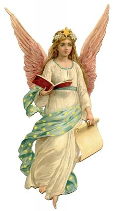 THESE are proper angel wings--Victorian Angel