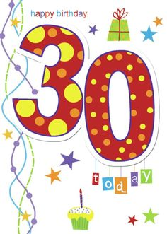 first birthday photo booth 30th Birthday Quotes, 30th Birthday Cards, Birthday Posts, Happy 30th Birthday, Birthday Numbers, Art Birthday, Birthday Messages, Birthday Balloons, Birthday Greeting Cards