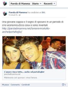 Parola di Mamma Venerdì 06/06/2014, intervista online sul portale Parola di Mamma