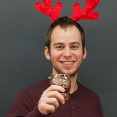 RC Team Holiday Drinks — Red Caffeine marketing + technology - Jimmy's Disaronno Neat
