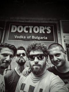 Grimus in Bulgaria, June 2016 Alternative Rock Bands, Bulgaria, June