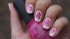 DIY Swirl it! nailart ~ Beautyill   Beautyblog met nail art, nagellak, make-up reviews en meer!