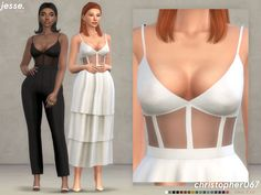 Mods Sims 4, Sims 4 Mods Clothes, Sims 4 Clothing, Sims 4 Cc Packs, Sims 4 Mm Cc, Sims 4 Dresses, Sims 4 Outfits, Maxi Outfits, Free Sims 4