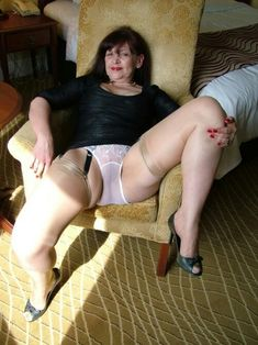 Porn wife spread legs