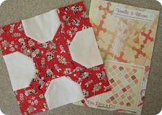 Vanilla & Blooms Quilt Pattern