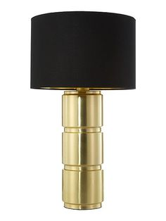 Buy your Biba Clarissa Gold Table Lamp online now at House of Fraser. Why not Buy and Collect in-store? Room Lights, Wall Lights, Craft Room Decor, Home Decor, Gold Table, Bedside Table Lamps, House Of Fraser, Incandescent Bulbs, Shades Of Black