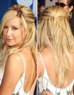 Estos #peinados son muy #rápidos y #sencillos de realizar perfectos para una tarde de fin de semana.