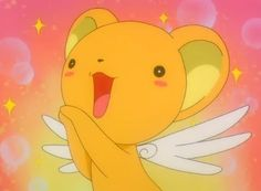 Cardcaptor Sakura - Kero-chan ^_^