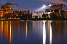 Husky Stadium, Seattle Washington