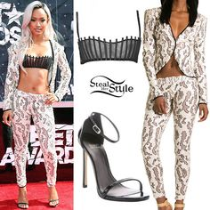 Karrueche Tran: 2015 BET Awards Outfit