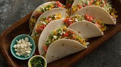 Broiled Salmon Soft Tacos with Green Onion and Corn Salsa using Green Giant veggies. This fresh, family-friendly dish is a great way to get your salmon fix without blowing your budget. Entree Recipes, Fish Recipes, Seafood Recipes, Mexican Food Recipes, Recipies, Mexican Dishes, Sandwich Recipes, Salmon Recipes, Crockpot Recipes