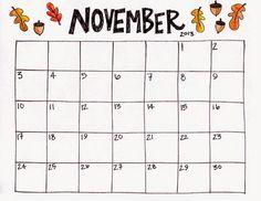 Blank November Calendar 2019 Printable Template PDF Word Excel Page 13 – Calendar Template İdeas. 2018 Calendar Printable Free, 2018 Calendar Template, Calendar Pages, Templates Printable Free, Calendar Time, Blank Calendar, Printables, Calendar Ideas, 2019 Calendar