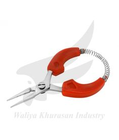 EASY HOLDING CHAIN PLIERS 115MM Jewelry Tools, Jewelry Making, Chain Nose Pliers, Flat Nose, Stainless Steel Jewelry, Easy, Jewellery Making, Make Jewelry, Diy Jewelry Making