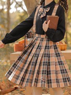 Japanese Outfits, Korean Outfits, Mode Outfits, Cosplay Outfits, Anime Outfits, Kawaii Fashion, Cute Fashion, Old Fashion Dresses, Fashion Outfits