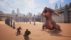 Conan Exiles, Ps4 Or Xbox One, Conan The Barbarian, Armors, New Set, Weapons, Jewels, Games, World