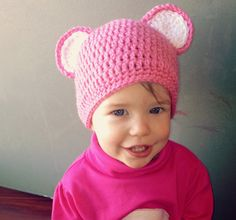 Care Bear Hat: Free Crochet Pattern