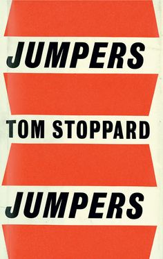 Even though there are few elements in this book cover, the designer manages to convey the message. The words, like the title, jump around from one place to the other. The separation between the typeface implies movement.