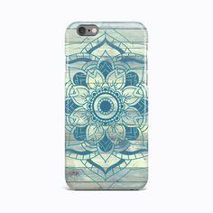 Classic Wooden Mandala Hard Case Cover Apple iPhone 4 4S 5 5S 5c SE 6 6S 7 Plus #Apple