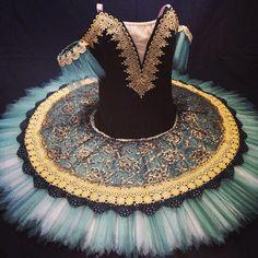 Esmeralda rental for YAGP. #tutu #rentals #teuschertutus #YAGP #ballet #dancer