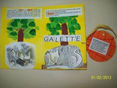 Creation d'un livre individuel sur Roule Galette MS/GS - La classe de WJL