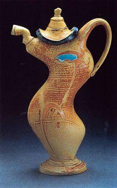 Nicholas Joerling | Clay Teapot