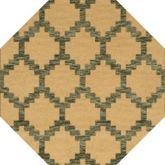 Dalyn Rug Co. Bella Beige Area Rug Rug Size: Octagon 10'