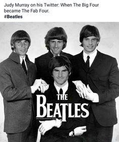 Roger, Rafa, Djokovic, Murray The Big 4