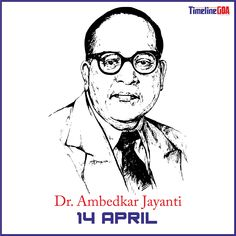 Let us remember the man who showed us the path of equality and who led us to the destination of brotherhood. May the idea of Babasaheb forever inspire us. Show Us, We Remember, Special Day, Equality, The Man, Inspire, Let It Be, Led, Happy