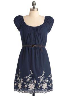 Casual dress.
