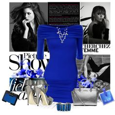 """""""Femme"""" by styled-by-valerie-musto on Polyvore"""