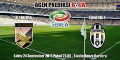 Prediksi Bola Palermo vs Juventus 24 September 2016