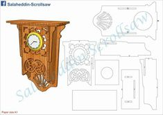 Woodworking Patterns, Woodworking Crafts, Wood Crafts, Diy And Crafts, Crochet Gloves Pattern, Laser Cutter Projects, Scroll Saw Patterns Free, Laser Cut Patterns, Modelos 3d