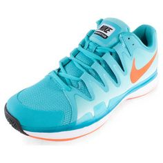 aa239b9f2a37 The lightweight and breathable Nike Men s Zoom Vapor 9.5 Tour Tennis Shoes  give elite tennis players